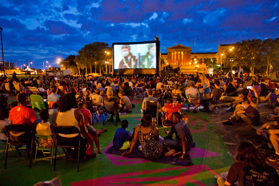 Top Summer Outdoor Movie Screenings In Philadelphia In