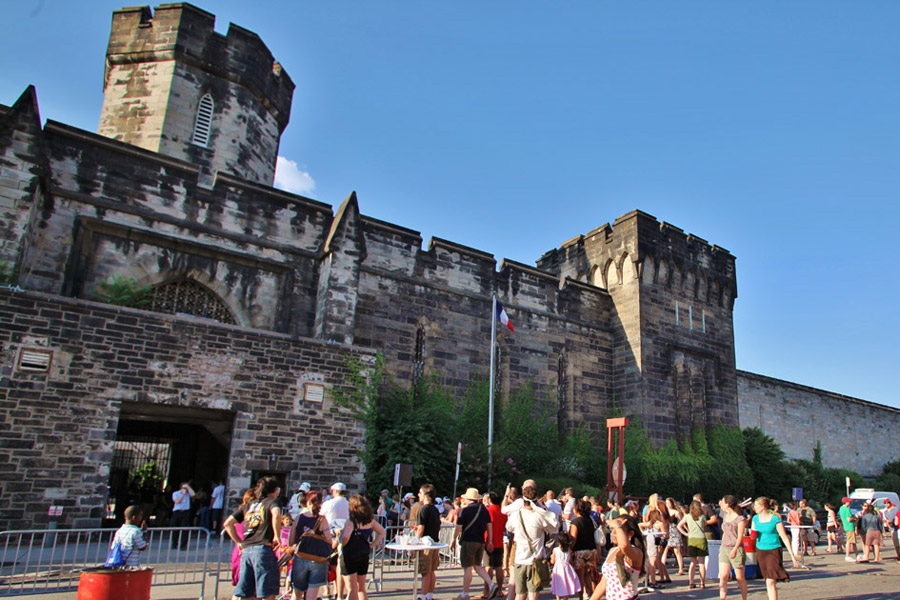 Bastille Day Festival at Eastern State Penitentiary