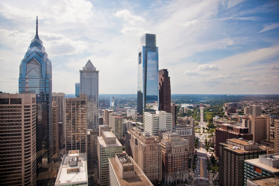 Top Five Sky High Vantage Points In Philadelphia Visit