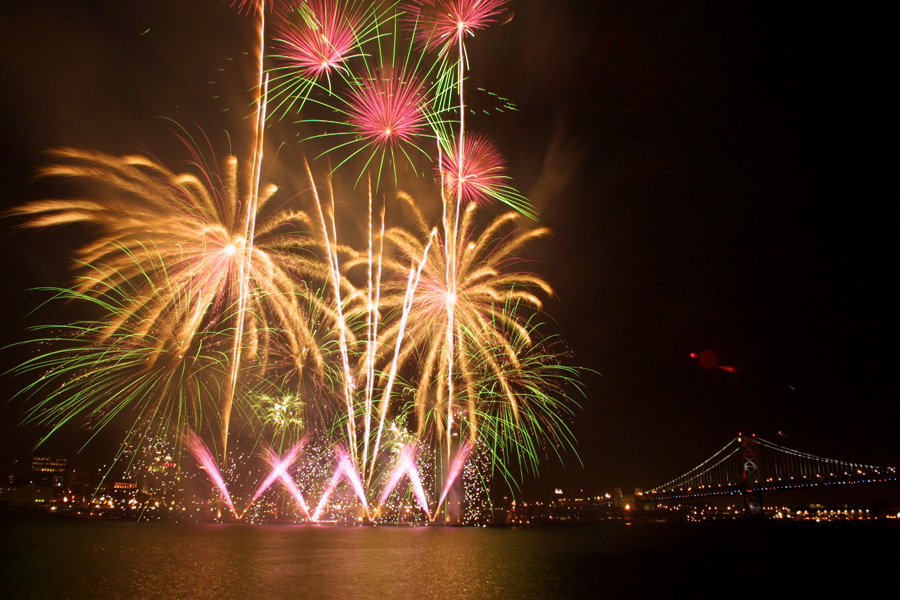 Where To Watch New Year S Eve Fireworks In Philadelphia