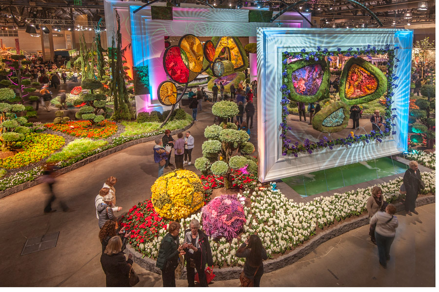 Top Reasons To Visit The 2016 Phs Philadelphia Flower Show