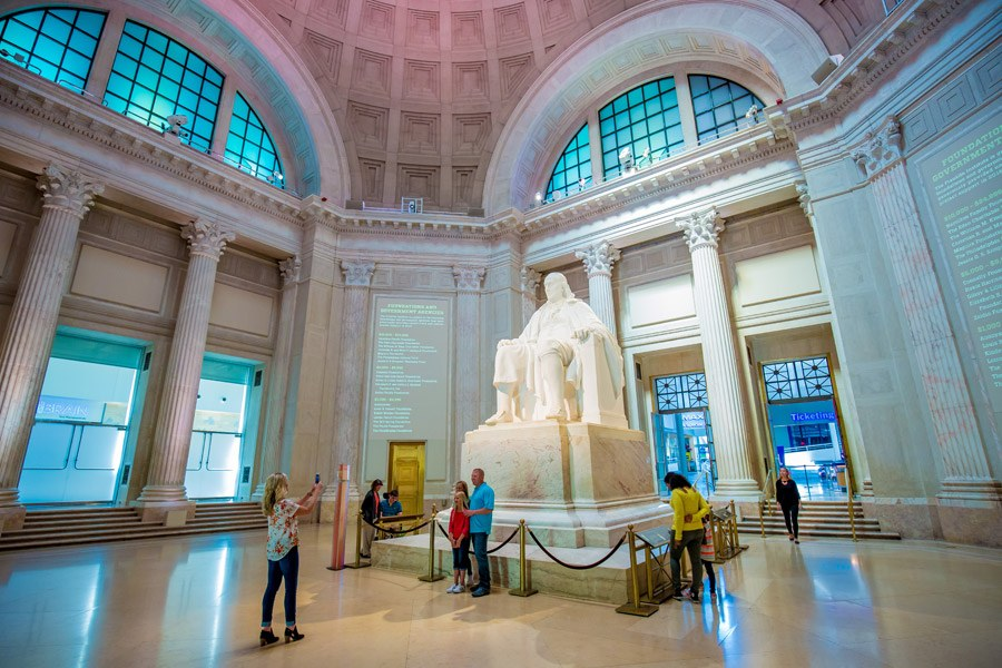 Most Visited Attractions In Philadelphia Visit Philadelphia - 10 awesome museums where you can spend the night