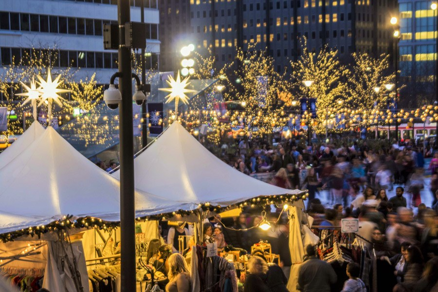 The Made In Philadelphia Holiday Market