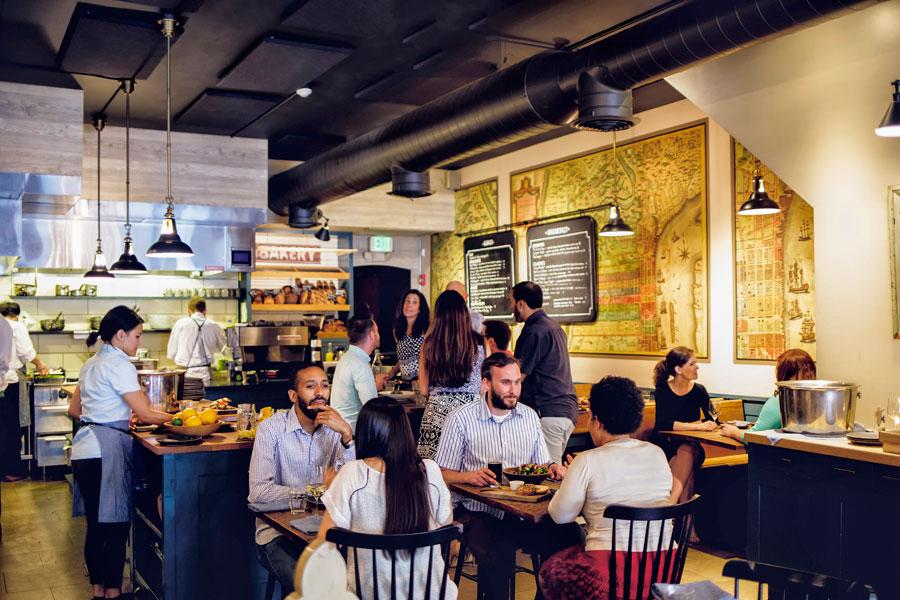 Fairmount Restaurant Week