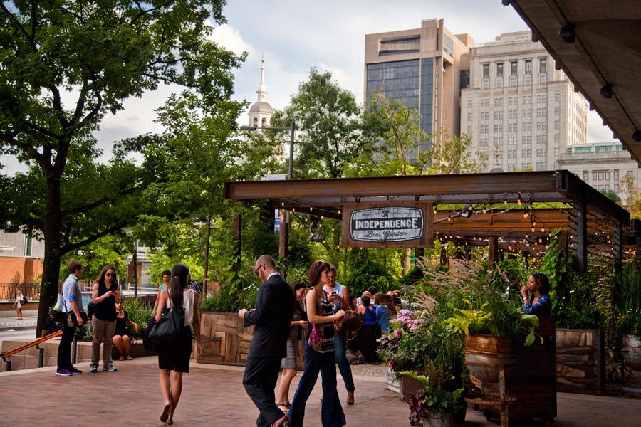 Top Summer Pop Ups And Seasonal Beer Gardens In