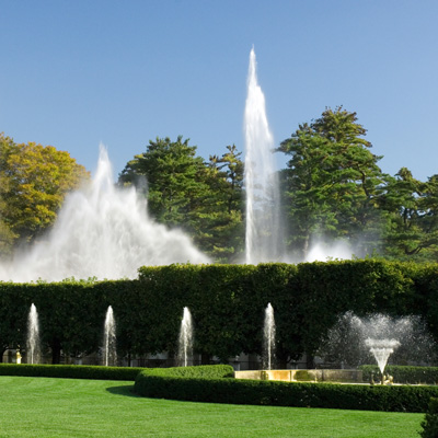 Festival of Fountains at Longwood Gardens Visit Philadelphia