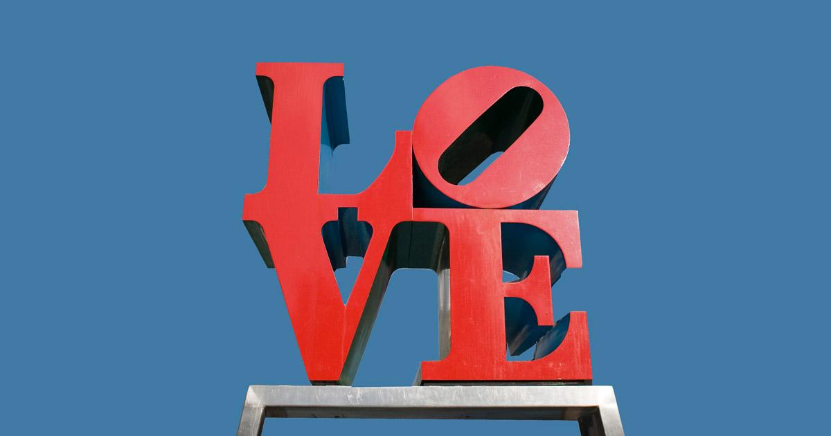 Love Statue Visit Philadelphia Visitphilly Com