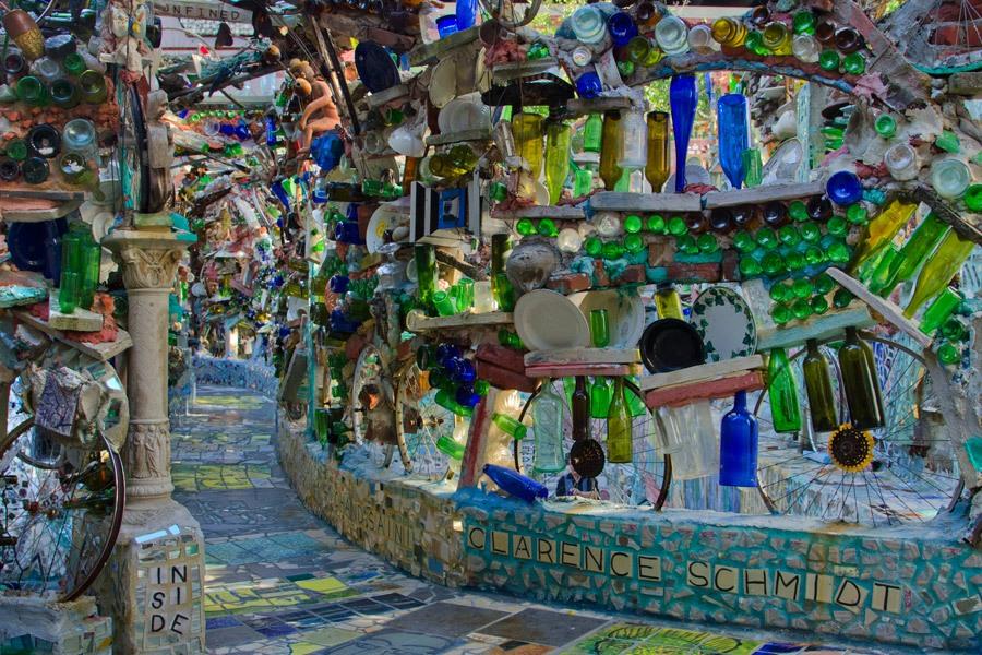 30 must see exhibitions in philadelphia for fall 2017 for Magic garden philadelphia