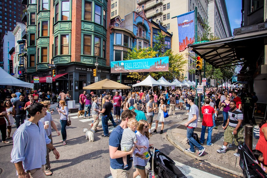 The Midtown Village Fall Festival takes over the neighborhood with food, shopping and more.