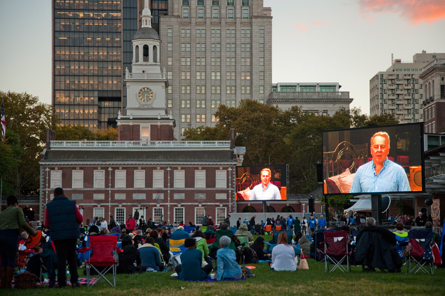 Opera on the Mall