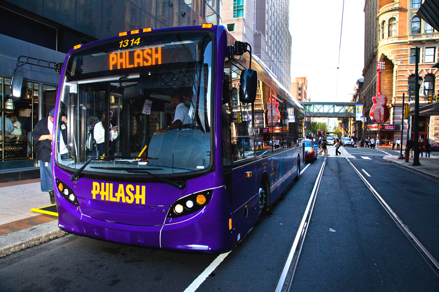 Bus Tours In Philly