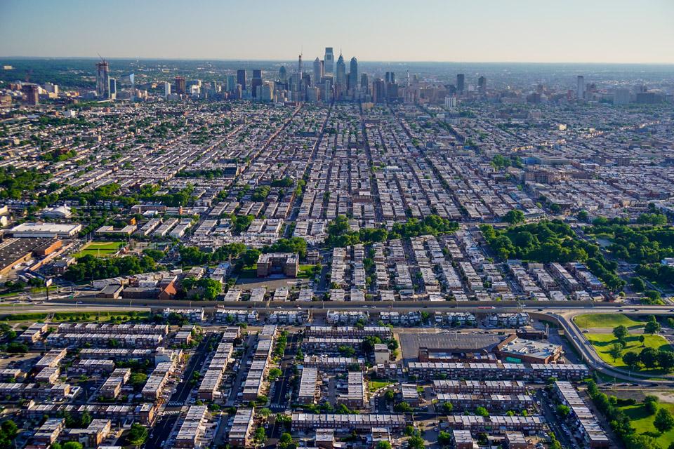 Philadelphia grid