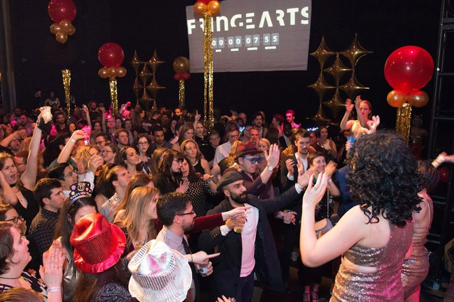 New Year's Eve at FringeArts
