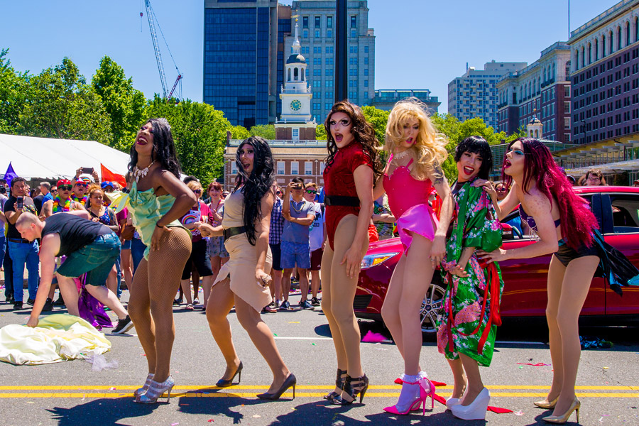 PrideDay LGBT Parade and Festival