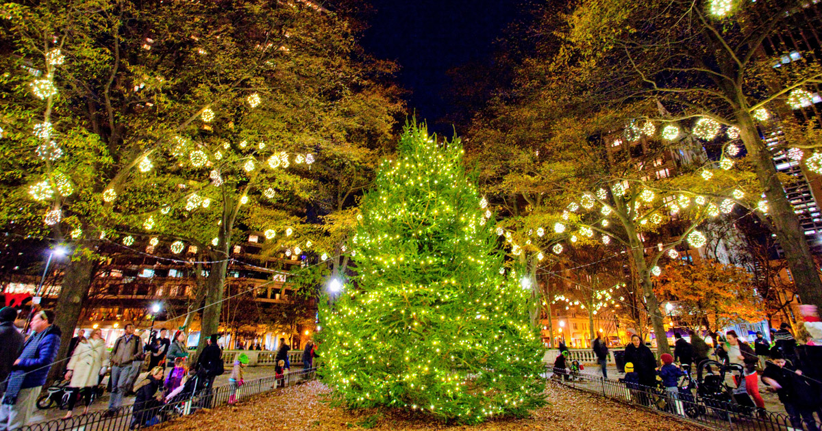 A Guide To Tree Lighting Celebrations In Philadelphia For 2017  - South Park Christmas Tree Lighting