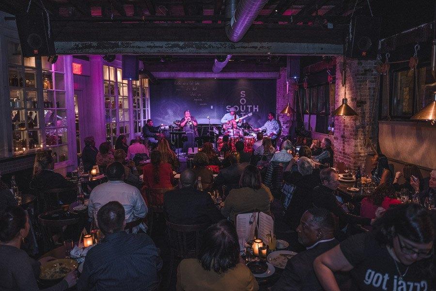 SOUTH Jazz Kitchen
