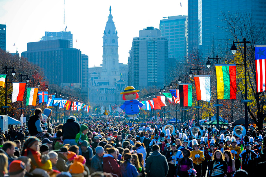 Top 10 Reasons to See the Philadelphia Thanksgiving Day Parade in ...