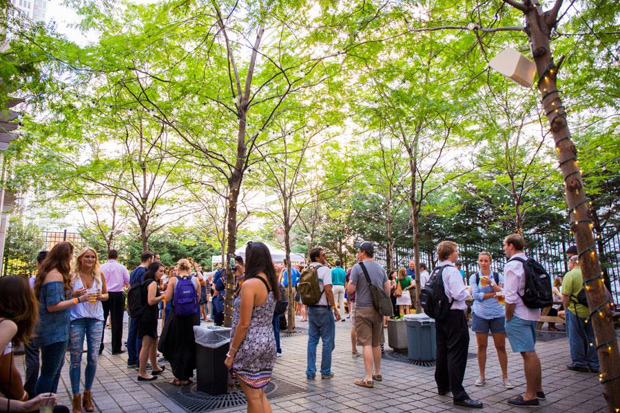 The Best Beer Gardens In Philadelphia Visit Philadelphia