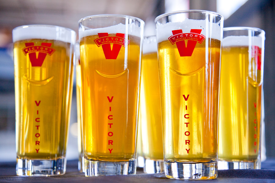 victory beer glasses