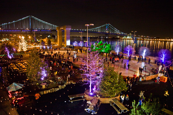 Waterfront Winterfest at Penn's Landing — Visit ...