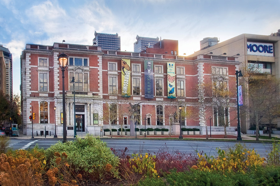 Natural Museum Philadelphia