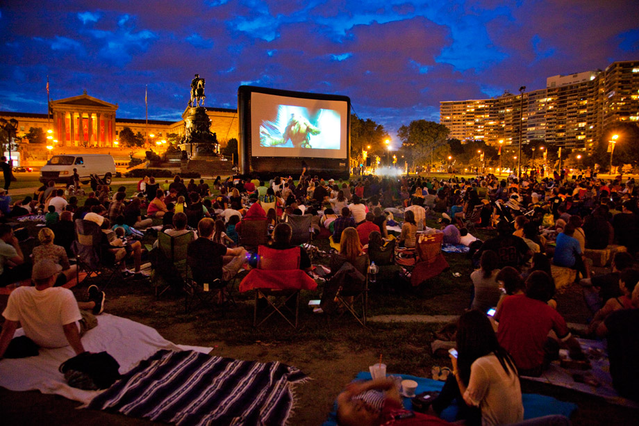 20 awesome things to do at the oval this summer visit for Movie schedule terraces