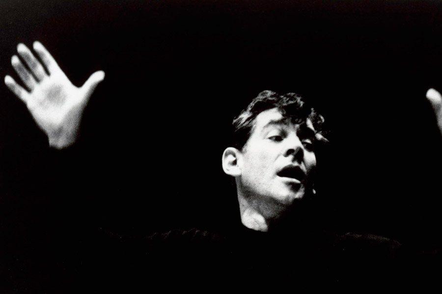 leonard berstein conducting