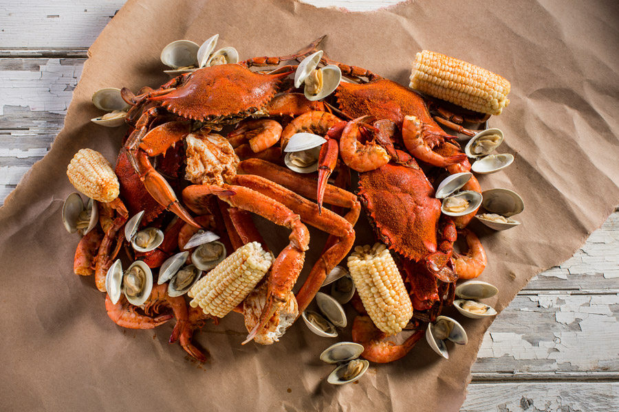 crabs at summerfest