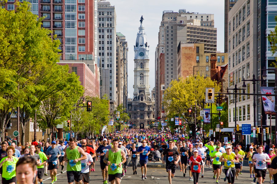 broad street run in philadelphia