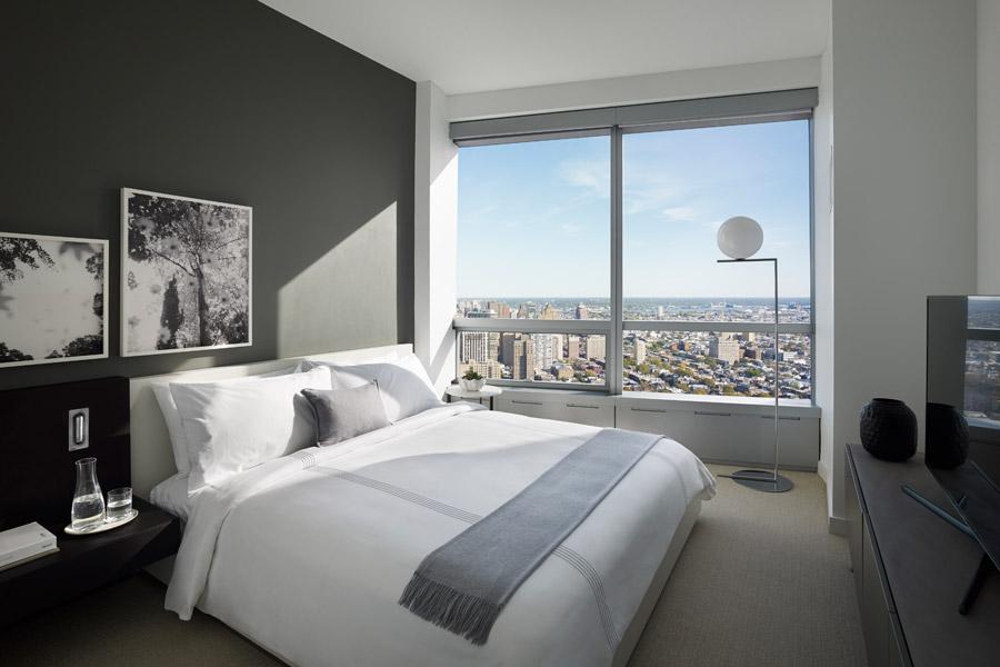 photo of bedroom at aka university city
