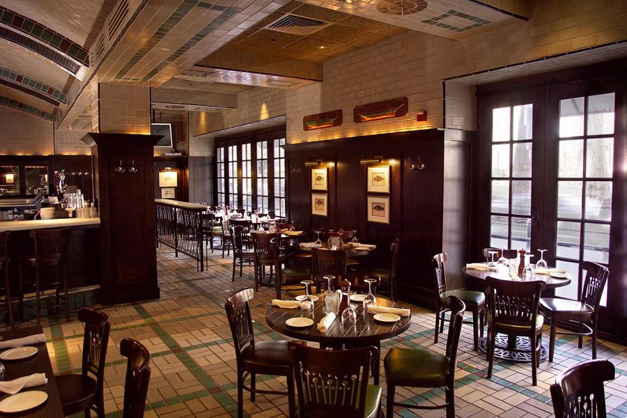 The 10 most popular restaurants in philadelphia visit for Fish restaurant philadelphia