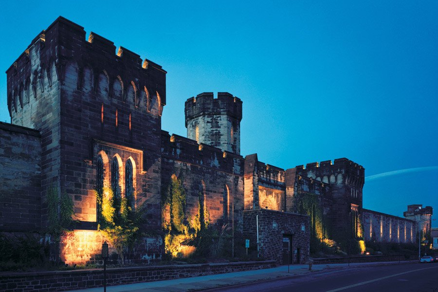 Halloween at Eastern State Penitentiary