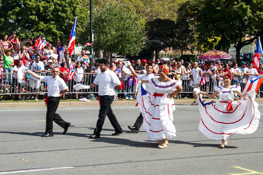 Annual Puerto Day Parade