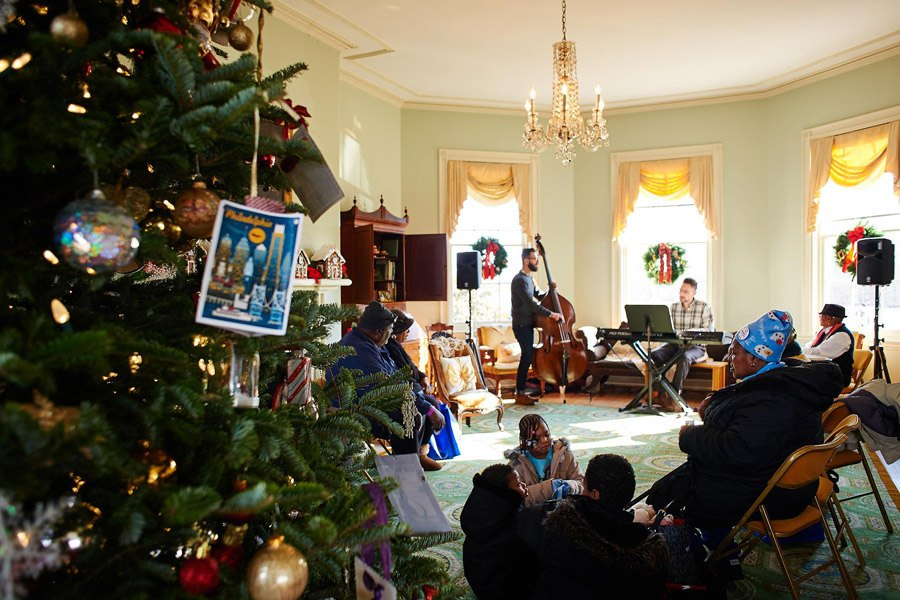 Holidays at the Historic Houses of Fairmount Park