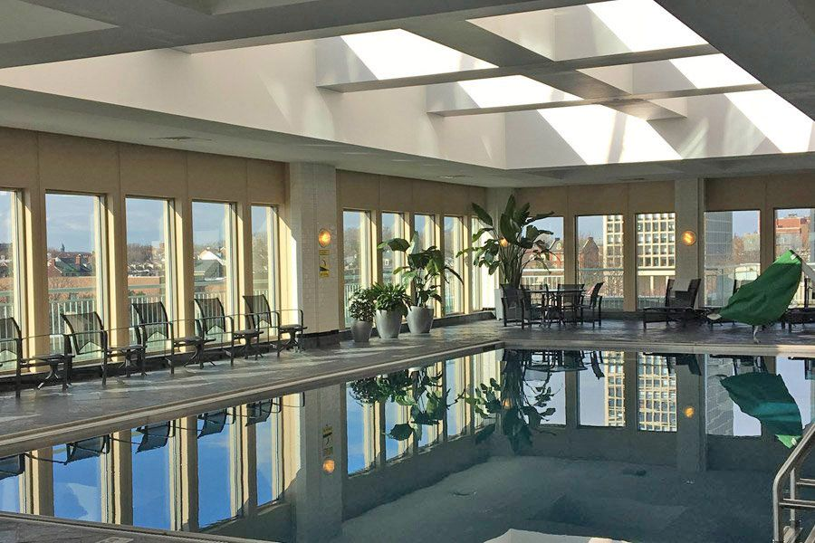Guide To Hotel Pools In Philadelphia Visit Philadelphia