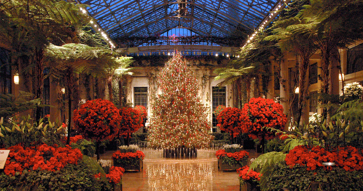 Image gallery longwood gardens pennsylvania for Longwood gardens tickets