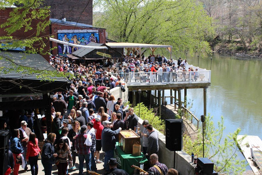 manayunk bbq, bourbon and blues craft beer fest