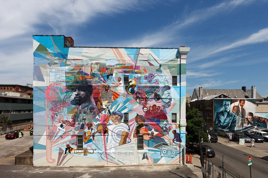 50 awesome events and festivals coming to philadelphia in for Concerts at the mural