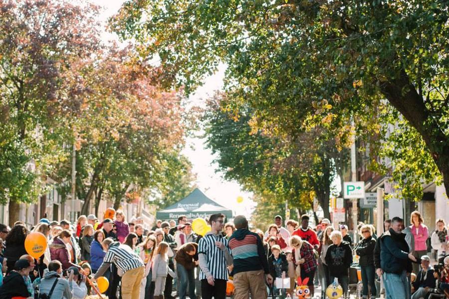 Phoenixville's annual Pumpkinfest Celebration