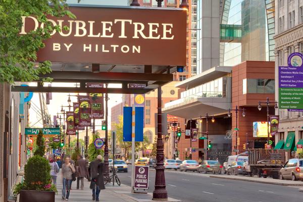 doubletree by hilton philadelphia center city visit. Black Bedroom Furniture Sets. Home Design Ideas