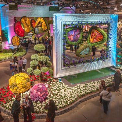 Experience Articulture at the PHS Philadelphia Flower Show.