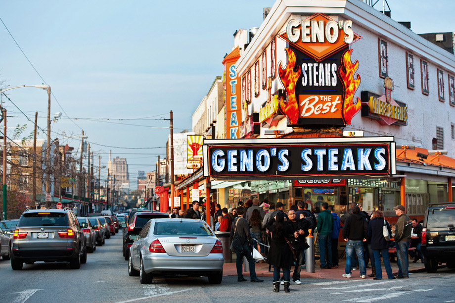 Top 10 Spots for Authentic Philly Cheesesteaks — Visit ...