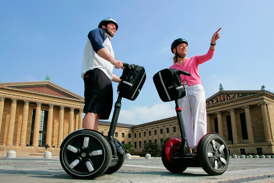 Getting Around Philadelphia - Walking, Biking, Public ...