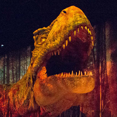 jurassic world t rex