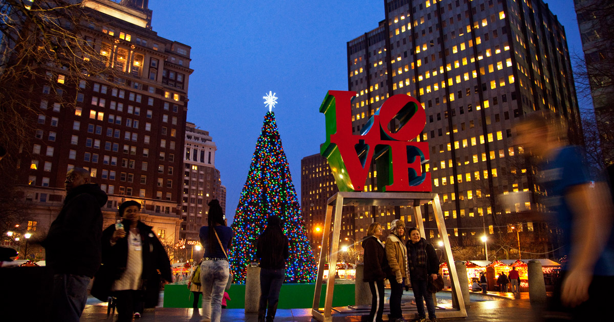 The 15 must see holiday attractions in philadelphia in for Must see attractions in philadelphia