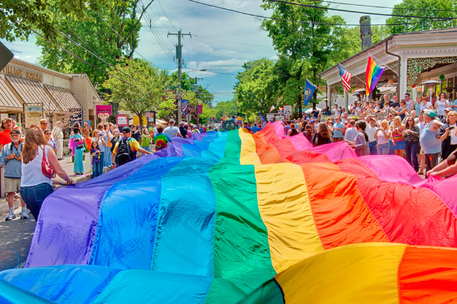 New Hope Celebrates Annual Pride Fest