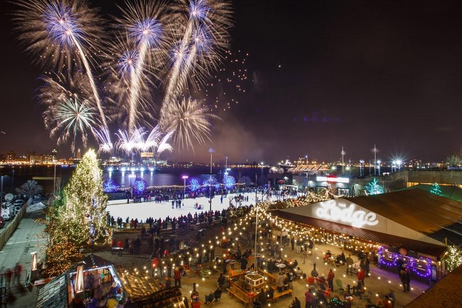 Best New Years Eve Restaurants Philadelphia