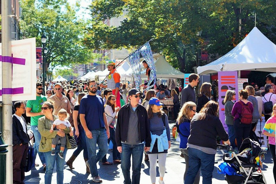 Celebrate all that Old City has to offer at the annual Old City Fest