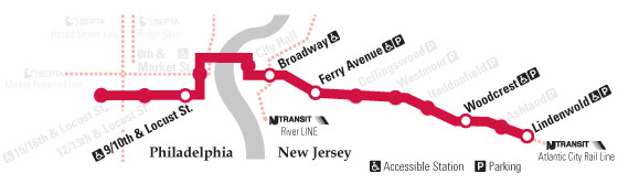 patco pope papal visit map