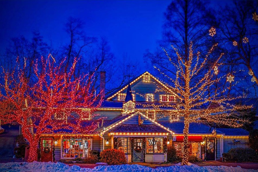 Christmas at Peddler's Village